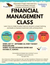 Financial Management Class (PDF)