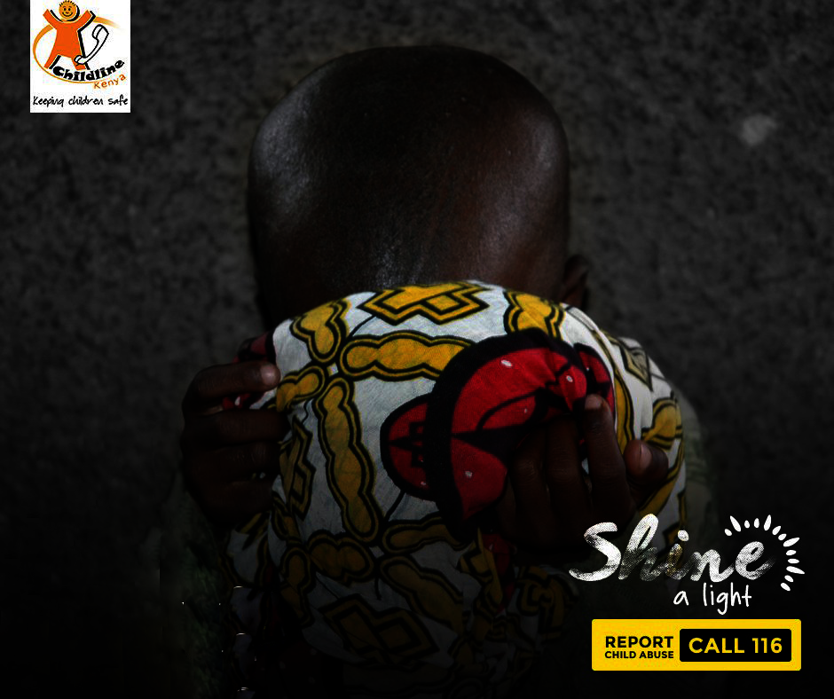 Shine A Light on Child Abuse in Kenya