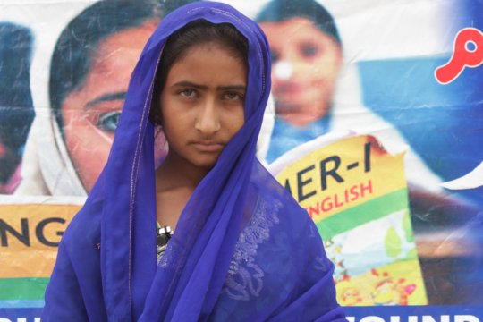 Let Kids Be Kids-Save girls against child marriage