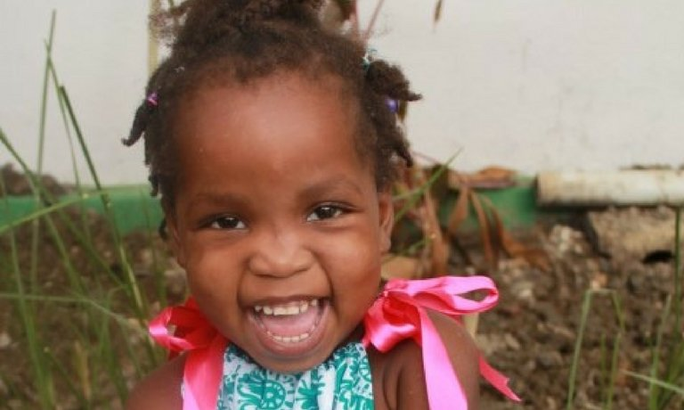 Help Children in Haiti Survive and Thrive