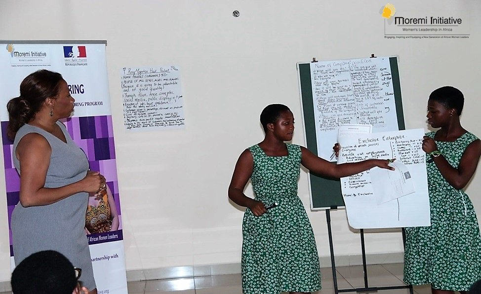 Leadership Empowerment for 200  School Girls-Ghana