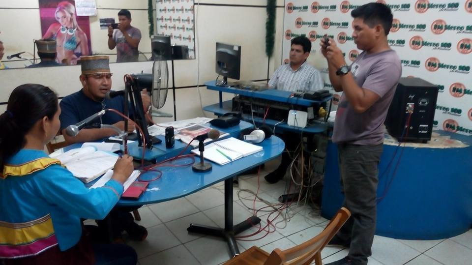 Revitalize Shipibo Language through Radio Program