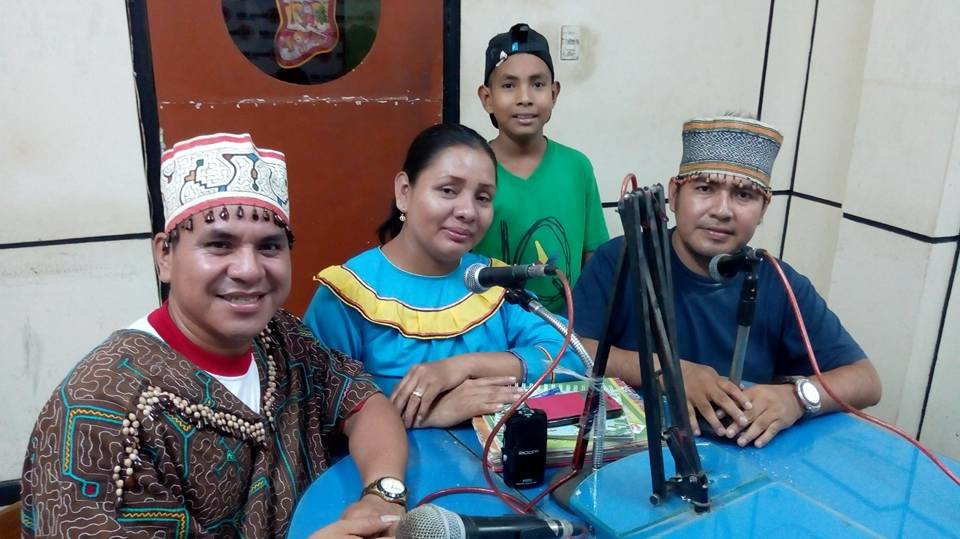 Revitalize Shipibo Language through Radio Program