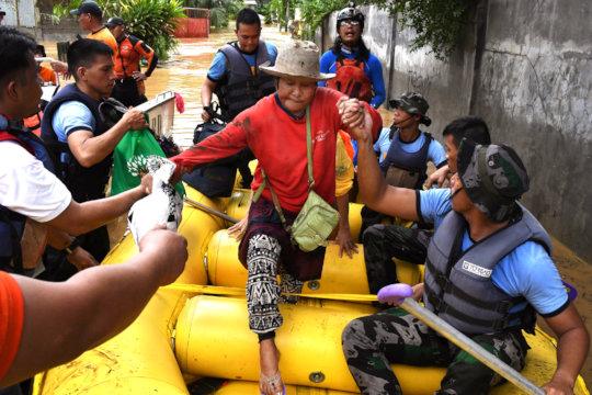 Philippines Typhoon Relief Fund