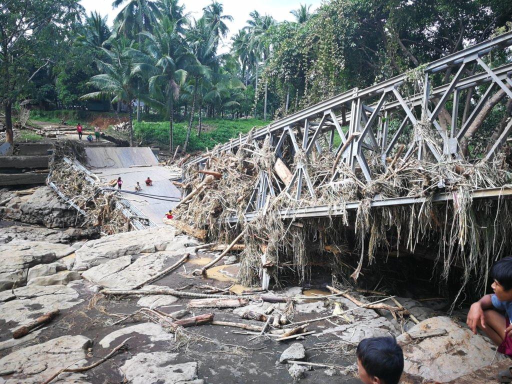 Typhoon Vinta Food, Water and Sanitation Project