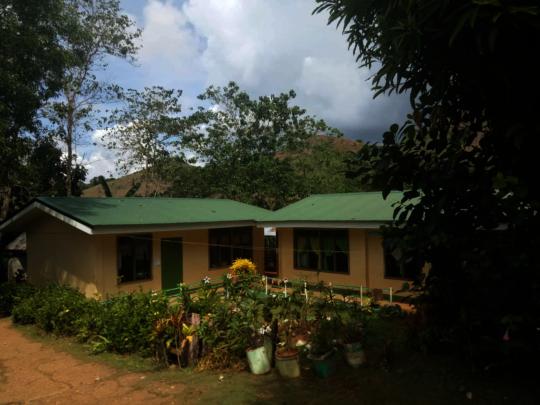 School rebuilt after major storms