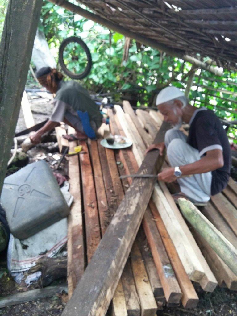 Relief for Philippine Typhoon Vinta Survivors
