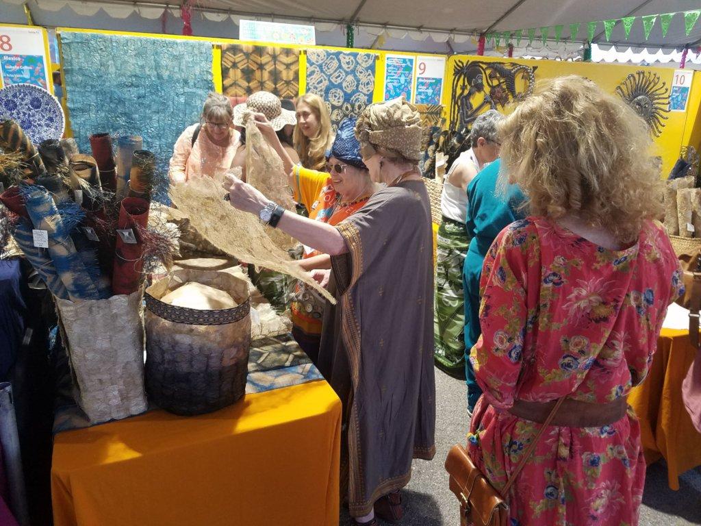 Santa Fe Art Festival in full swing
