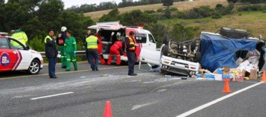 Paramedics = 20 Minutes/Other Drivers = Immediate
