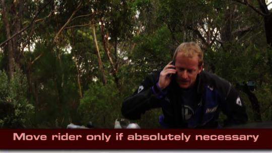 Immediate Aid at Scene: Video
