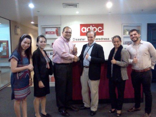 The ADPC and IMCRA team