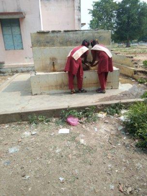 Clean Water for Govt Primary  School Children
