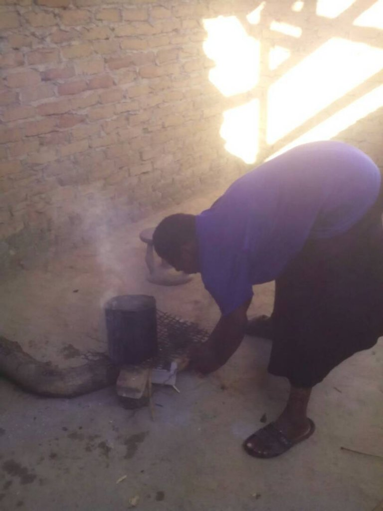 Light Up a Home in Zimbabwe