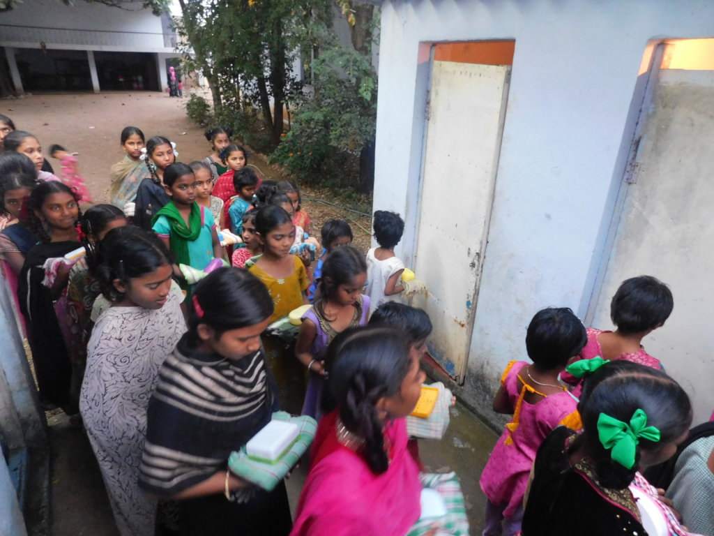 Help 50 orphan girls hygiene and sanitation