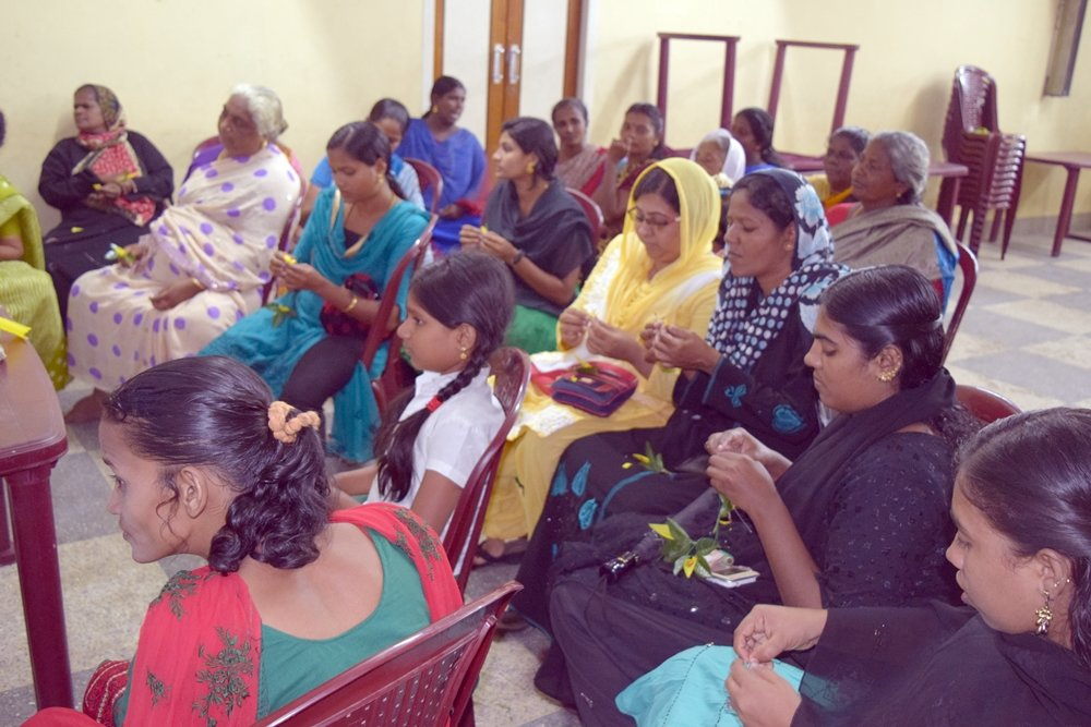 Livelihood Promotion of Marginalised Slum Women