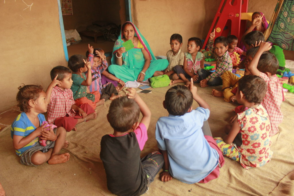 Provide Daycare to the Poorest Children in India