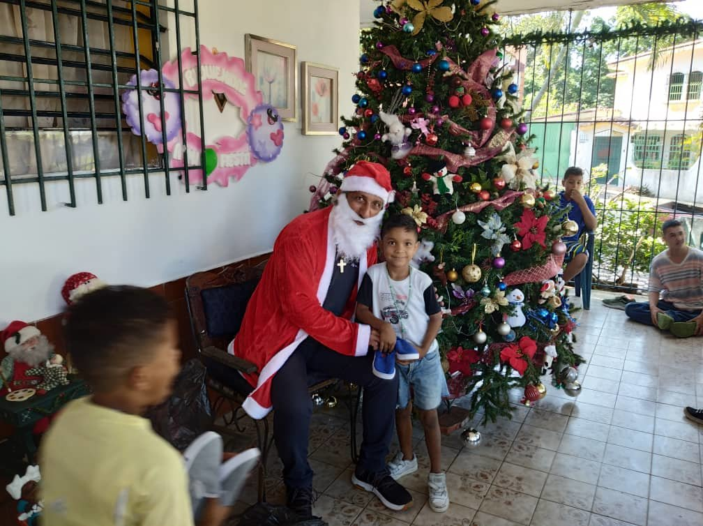The Joys of Christmas in Venezuela!