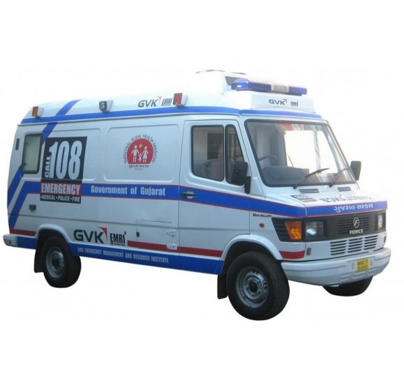 Hospital On Wheels