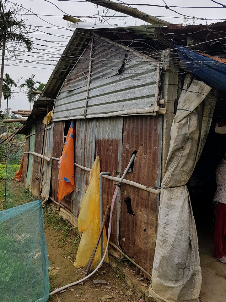 Build 1 secure home for family in need - Vietnam