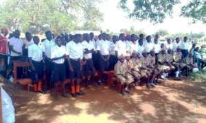GG fund procures all the uniform in photos