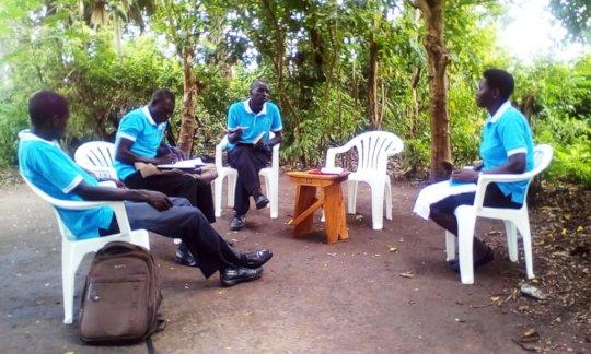 Staff discuss a spirit of Good Heart: Ethics