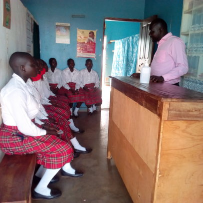 Students in Good Heart expose to medical check-up