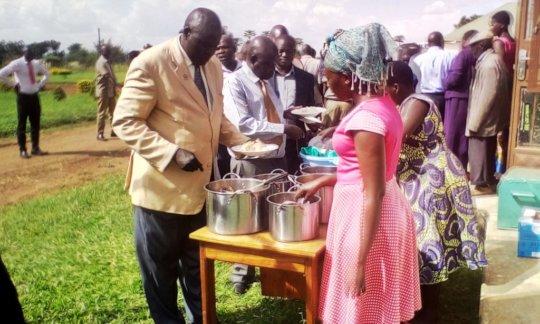 Kole Intellectual Forum share meals: stakeholders