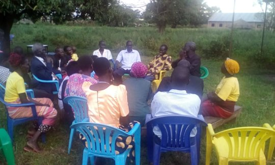In good heart community are inform of project cost