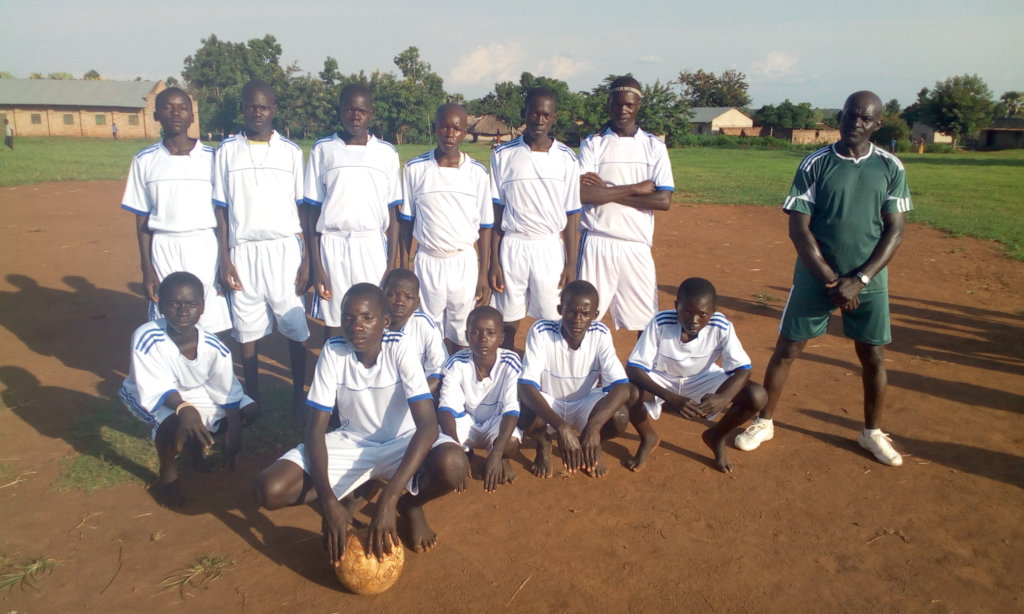 Educate... 17 Underprivileged Girls in Uganda