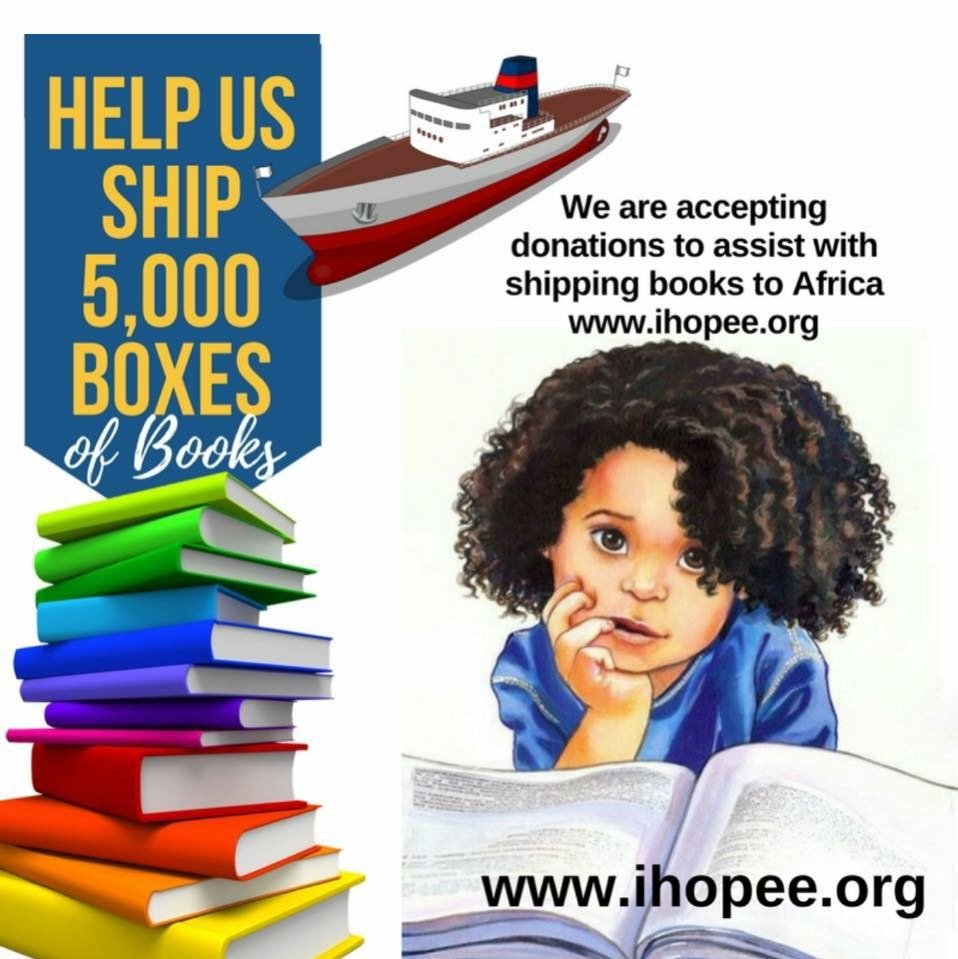 IHOPEE, INC  -  Equip a library