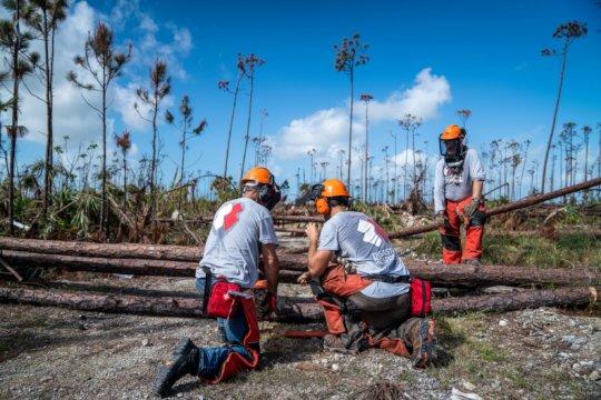 TR Responds in the Bahamas  - September 2019