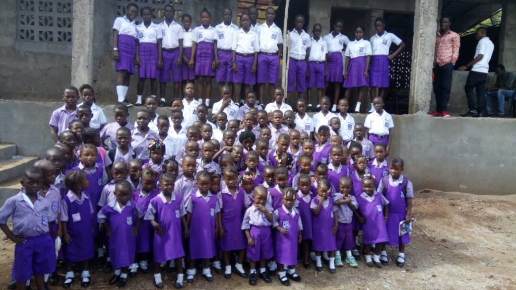 Support 300 Ebola Orphans