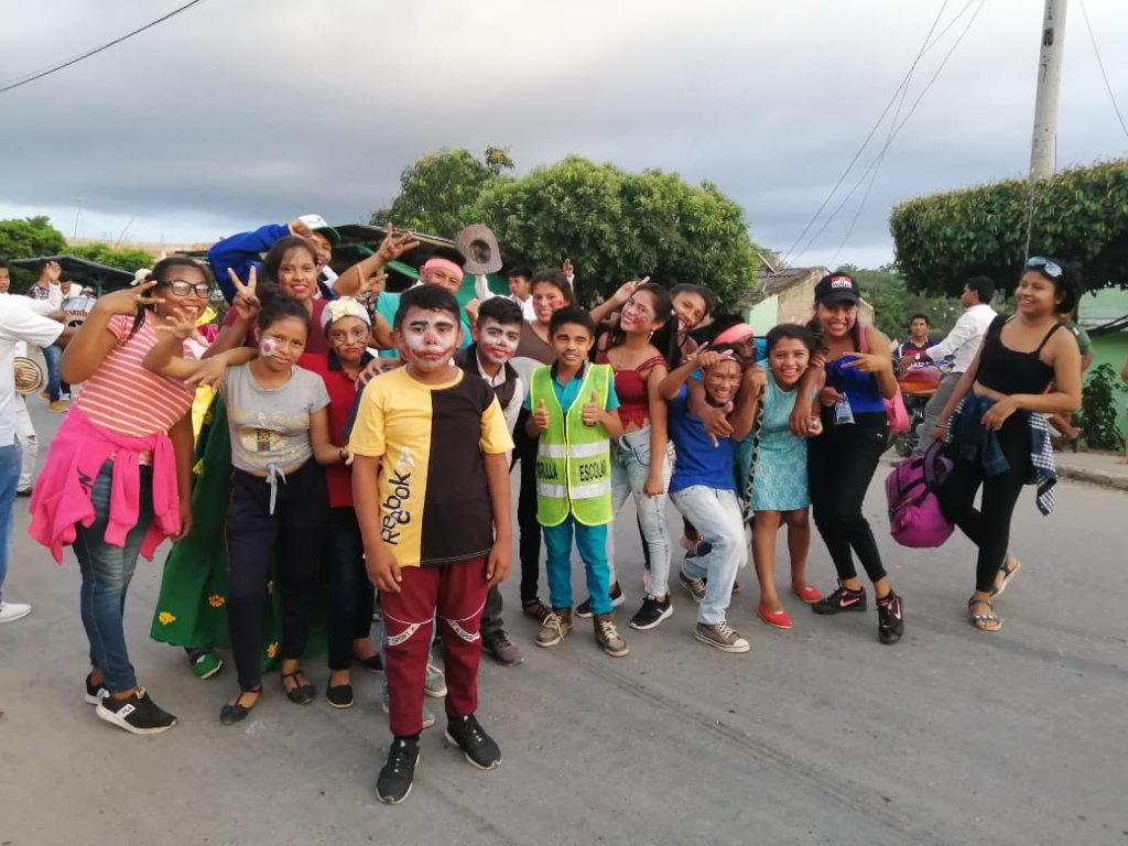 Teach 400 Indigenous Children: Justice in Colombia