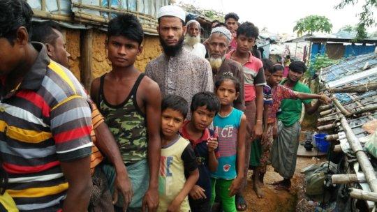 Care and welfare of Rohingya Muslims in Bangladesh