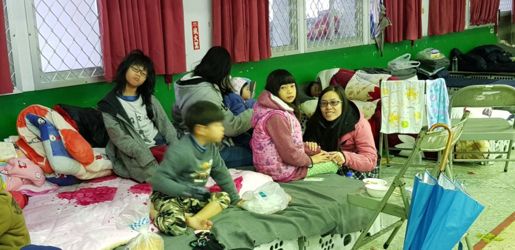 Taiwan Hualien Earthquake Relief