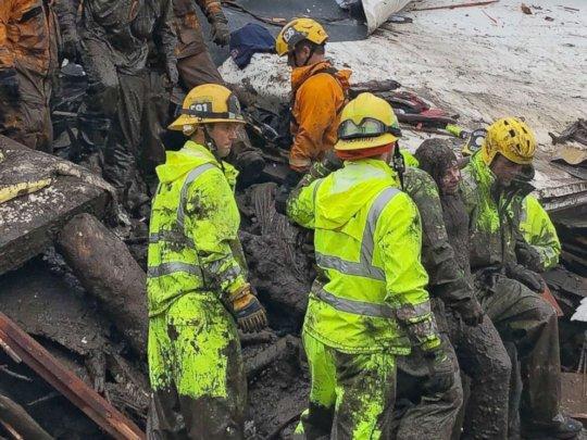 California Wildfire & Mudslide Relief for Children