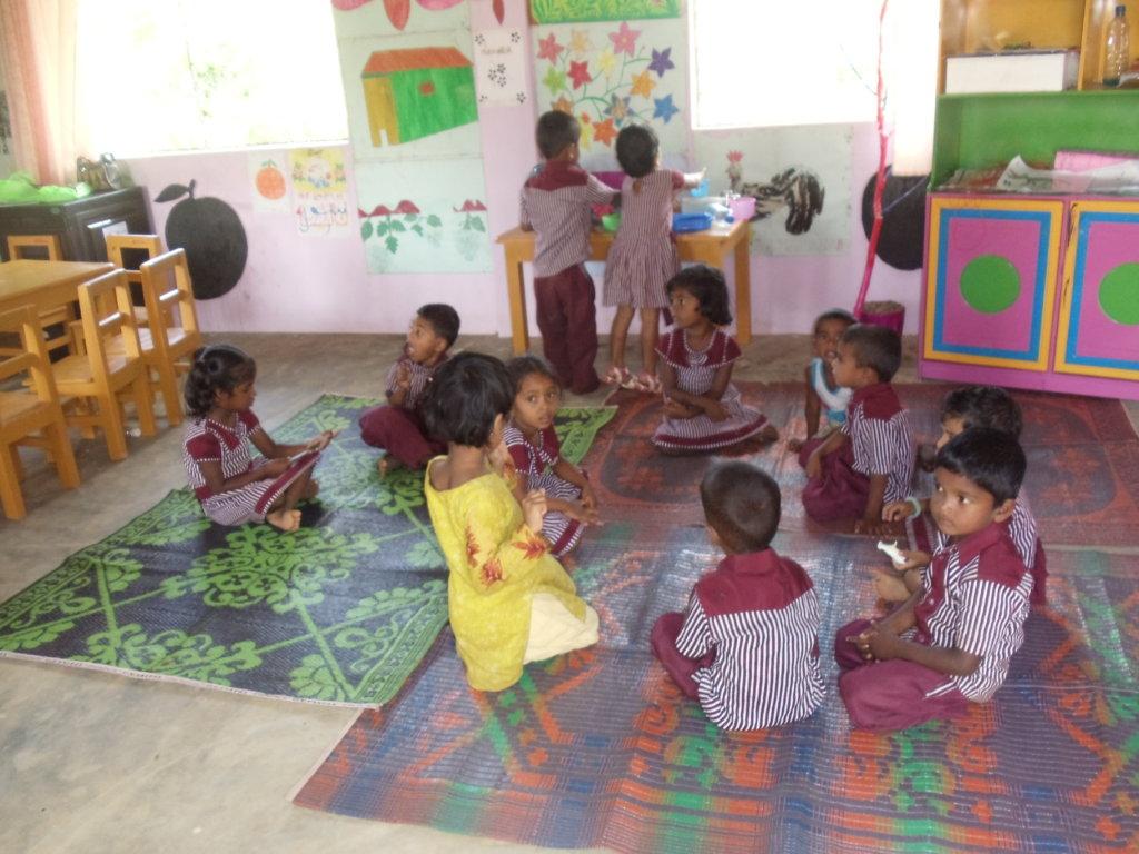 Early Childhood Education Project - Sri Lanka 2018