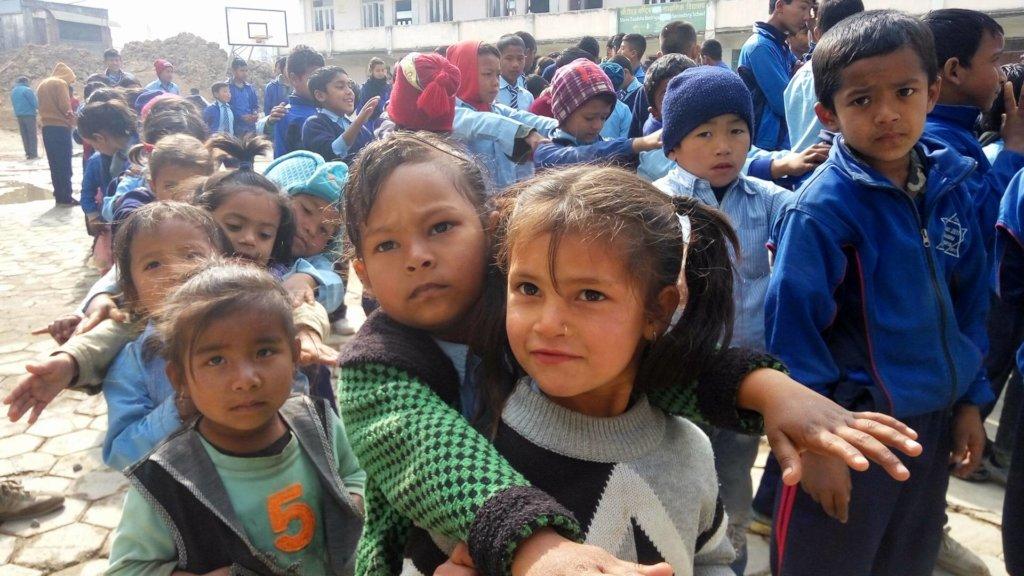 Make a life of 150 children through education