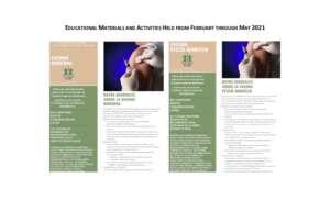 Educational Materials and Activities Feb-May 2021 (PDF)