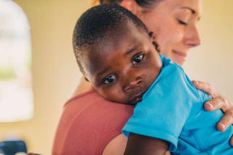 Provide Antibiotics to Children in Need Globally