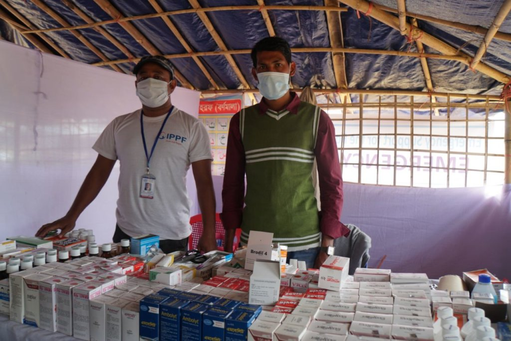 Medical Clinics for Rohingya Refugees