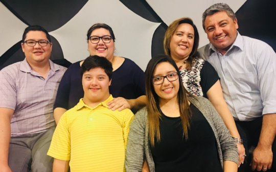The Salazar family