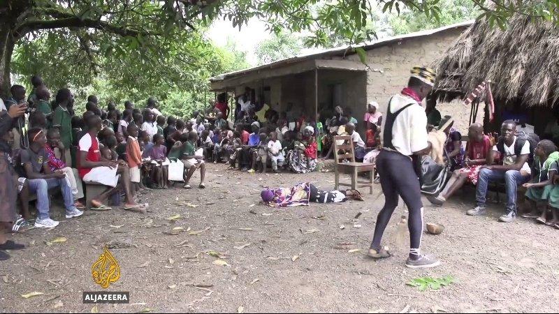 Help Ebola child survivors in Kali, Sierra-Leone
