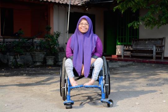 Asih - Java, Indonesia 2018