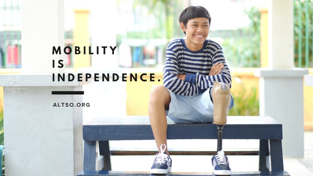 Give Mobility to 20 Kids in the Developing World!