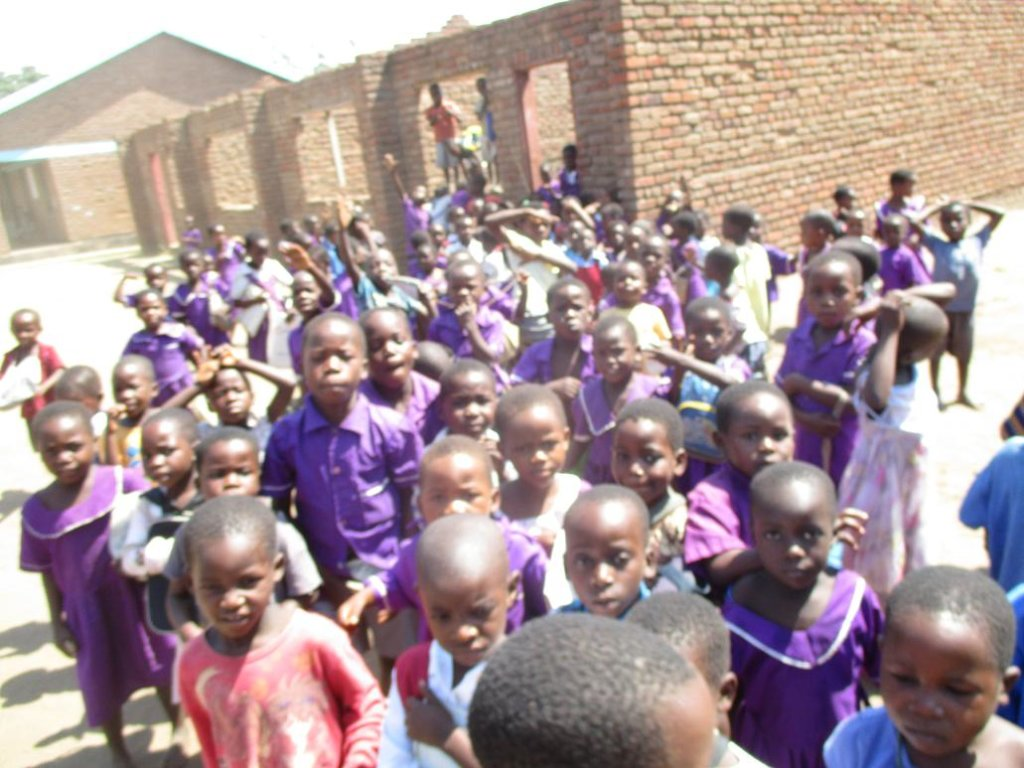 Support girl child education in Malawi
