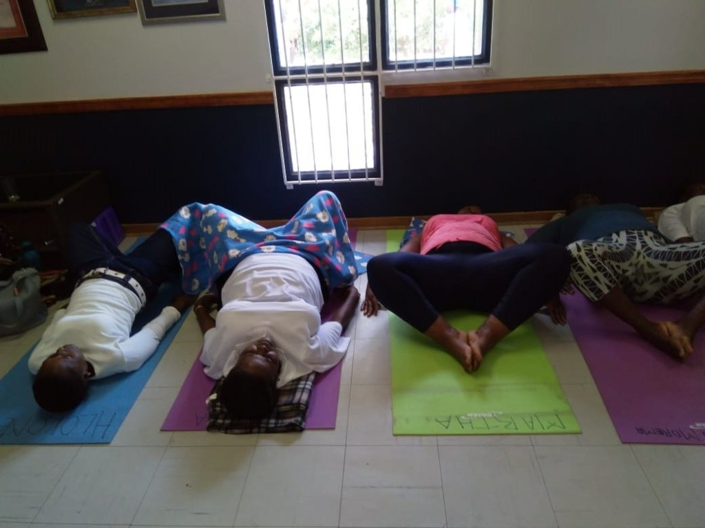 TRE group session