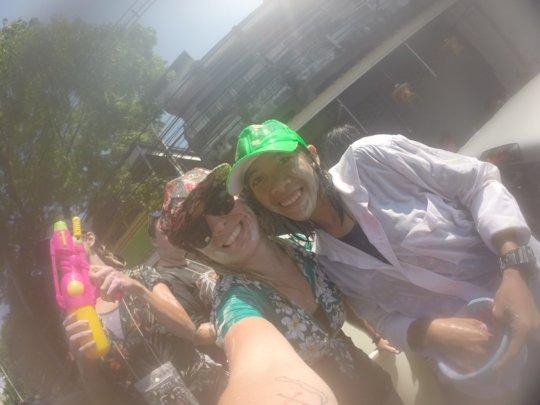 Songkran Water Party 2
