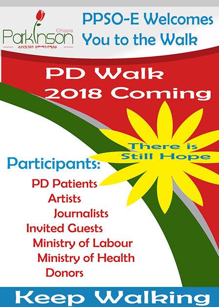 Parkinson Walk 2018-Donate for 50 Latrine Building