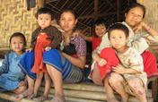 Solar electricity for Burmese medical clinic